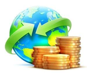 Wechselkurse bei Überweisungen ins Ausland