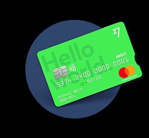 Währungskonto von TransferWise mit Kreditkarte