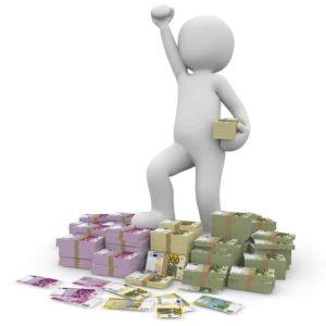 Geld gespart bei einer Auslandsüberweisung