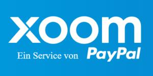 Xoom Geldtransfer: Ein PayPal-Service
